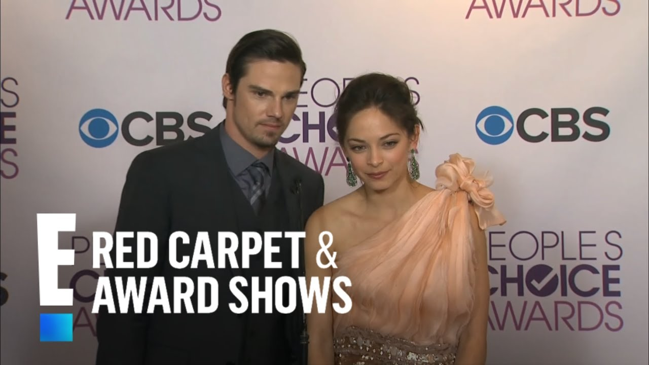 Kristin Kreuk And Jay Ryan From Beauty The Beast Take Questions