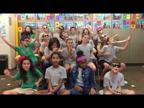 """Summer"" Parody North County Charter School 4th Grade Mrs. Irons Class"