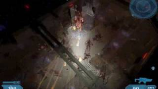 Shadowgrounds Gameplay Video