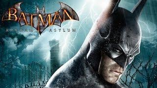Batman: Arkham Asylum запись стрима #1