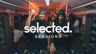 Download lagu Selected Sessions MK b2b Sonny Fodera U Bahn DJ Set MP3