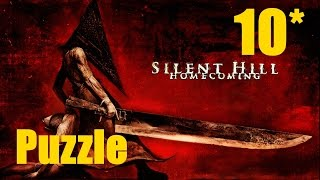CZ tit. | Let's Play | Silent Hill: Homecoming | #10 | HARD | 1080p