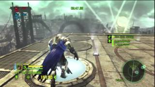 Anarchy Reigns / Max Anarchy - Online Team Deathmatch 01 Max Gameplay