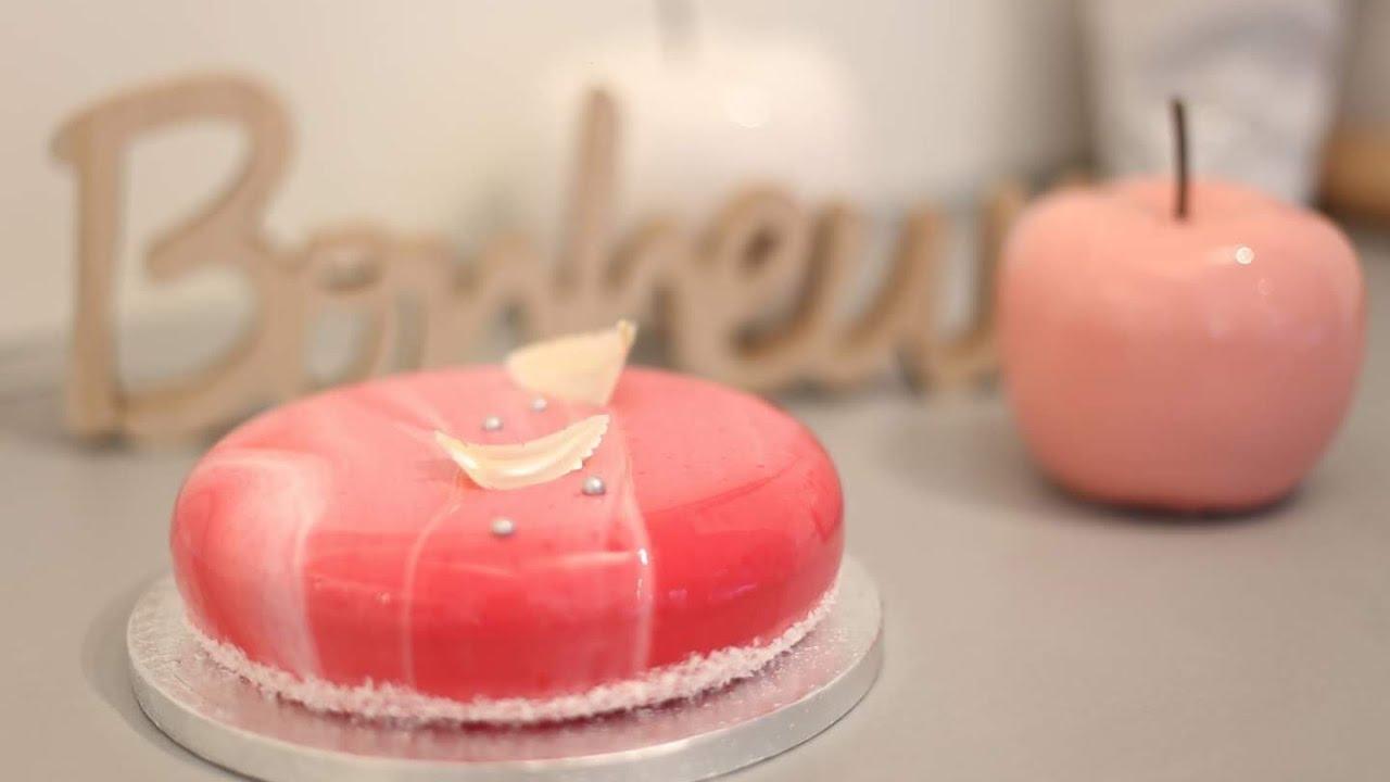 Gla age miroir marbr lila le meilleur p tissier la age for Miroir de sucre