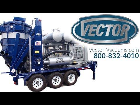 Industrial Vacuum Equipment - Trailer & Skid Mounted Industrial Vacuum Equipment