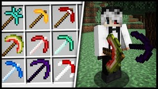 PICKAXE-URI NOI IN MINECRAFT!