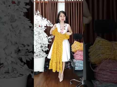 🔴[Live 10] Váy Thương Lê XẢ 30K 0868 837 527 Mua Sắm Online, đầm Váy đẹp, Thời Trang Nữ, Livestream