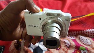 Samsung camera WB50F hands on