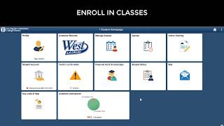 How to Enroll iฑ Classes