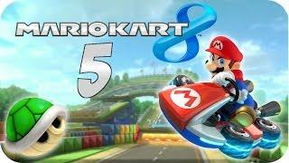 Mario Kart 8 #5 - Panzer Cup