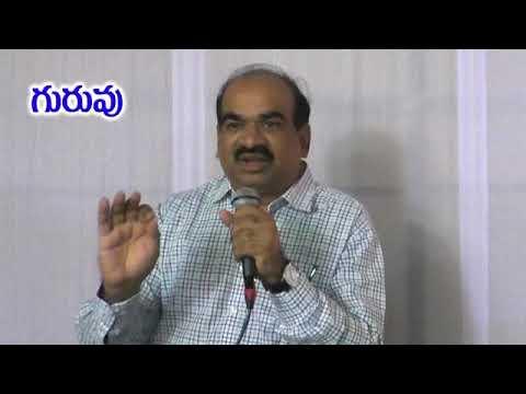 """""""గురువు"""" By Dr. P.R.K. Varma, MD,DM. Cardiologist. Varma Hospitals, Bhimavaram. (Telugu) #cardiology"""