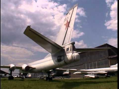 Воздушные силы СССР. Ту-95 'Атомный медведь'