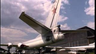 """Воздушные силы СССР. Ту-95 """"Атомный медведь"""""""