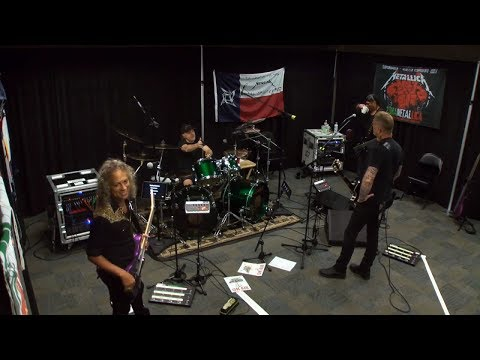 Metallica Tuning Room SAN ANTONIO JUN 14 2017 [Full Set]