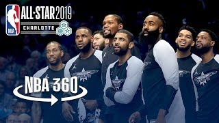 NBA 360 | NBA All-Star 2019
