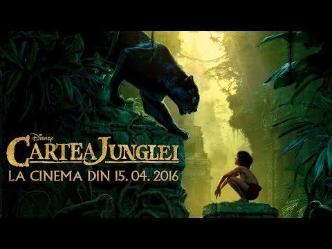 Cartea Junglei (The Jungle Book) - Trailer A - 2016