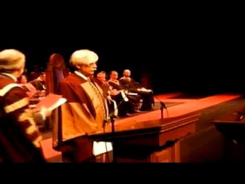 Dr. Edward Calabrese McMaster University Convocation Nov 22 2013