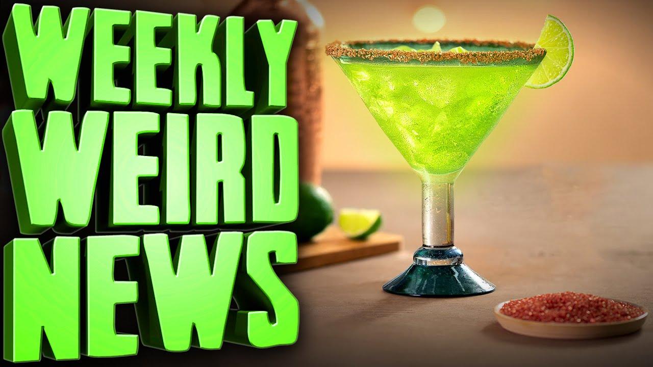 The DEW Garita: Finally a Mountain Dew w/Booze - Weekly Weird News