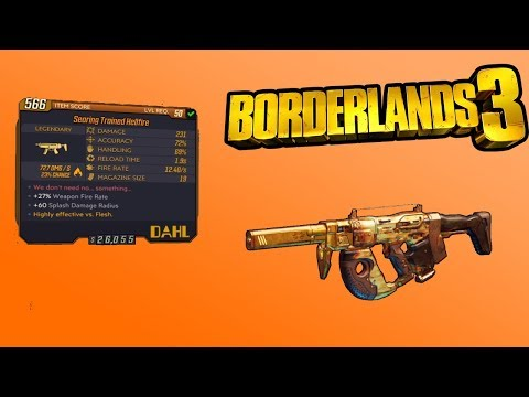 Borderlands 3 - How To Get The HellFire