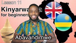 Lesson 12: FAMILY MEMBERS || Kinyarwanda for beginners|| With EXAM Questions