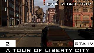 The GTA IV Tourist: A Tour of Liberty City