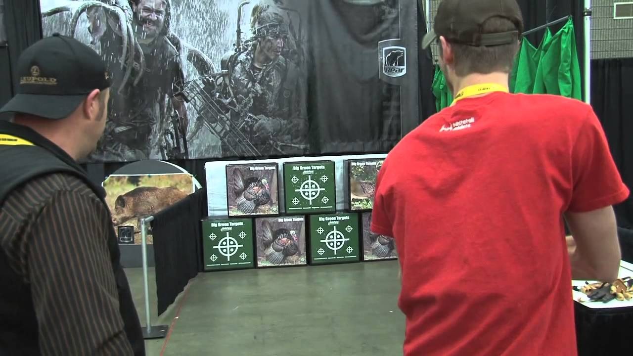 Brian quaca car accident - Brett The Pigman Face Off With Recurves At The 2013 Ata Show