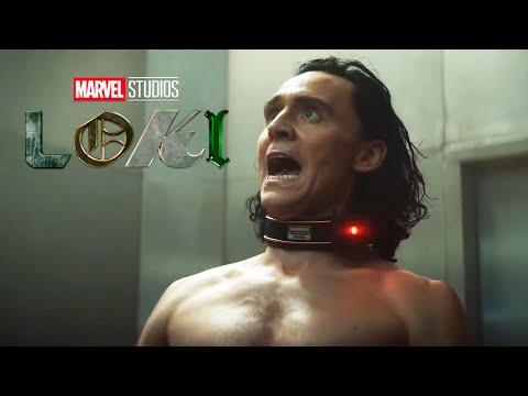 Loki Trailer - Episode 1 Opening Scene and Marvel Easter Eggs Breakdown