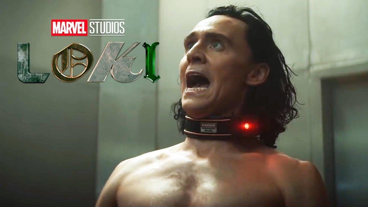 Loki Episode 1 Early Review Breakdown - Marvel Phase 4 - YouTube