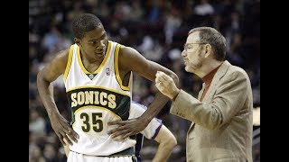 Seattle Drafted Kevin Durant #Sonicsgate