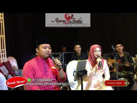 Zapin Yaladan, Edie Nazrin (JOYDEN HALL, BUGIS+, SINGAPORE)