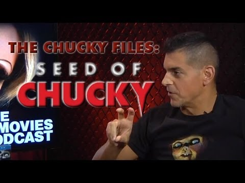 The Chucky Files- Don Mancini on SEED OF CHUCKY (2004)