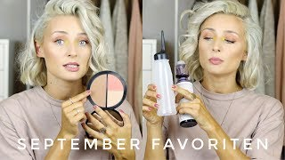 September Favoriten - Haarfarbe, Beauty und Lifestyle | OlesjasWelt