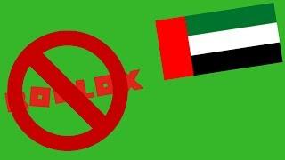 Roblox est interdit aux Emirats Arabes Unis