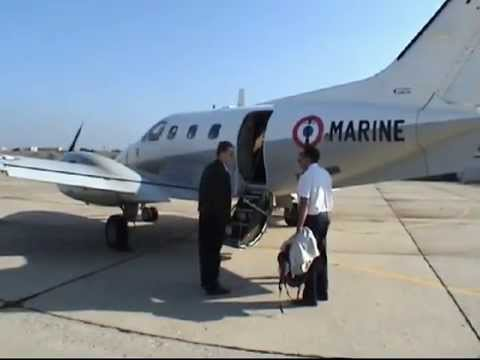 Vol en Xingu de la Marine Nationale - Version officielle