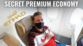 Review: ETIHAD's 787 ECONOMY CLASS - BEST SEAT?