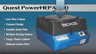 Quest PowerHEPA 500