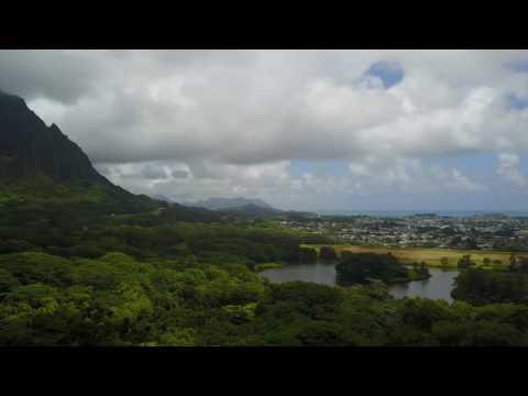 hoomaluhia botanical gardens Kaneohe, HI