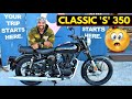 Royal Enfield Classic 'S' 350 Full Review | BS6 UPDATE || Tips To Maintain