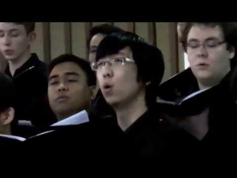 SFU Choir - Into The West