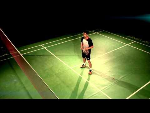 SCBA Train: Vol2 Episode 1  Taufik Hidayat Backhand Net Cross