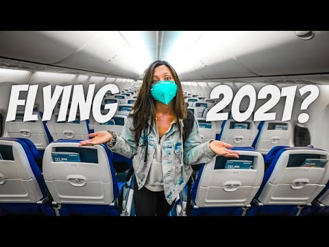 FLYING IN 2021.