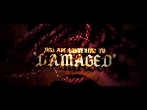"""The Beautiful Exchange- """"DAMAGED"""" OFFICIAL LYRIC VIDEO"""