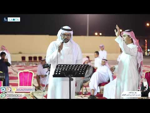 أحمد أبو عيه و الشاعر سالم الدليلي | زواج الشاب حسين بن أحمد بن حسين الهيلي | لقطة الإعلامية