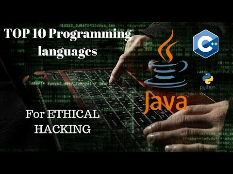 TOP 10 PROGRAMMING LANGUAGES For ETHICAL HACKING