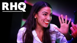 Ocasio-Cortez Battles For Major Committee Seat