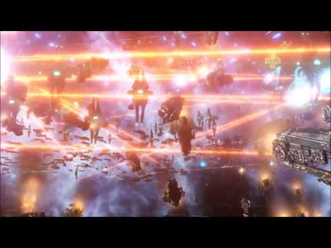 Stellaris: Largest EPIC Space Battle - Battle of Karba - 600k Fleet Engagement