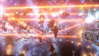 Stellaris: Largest EPIC Space Battle - Battle of Karba - 600k Fleet Engagement