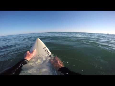 Sunset Surf POV   June 26th   2017 (Raw Cut)