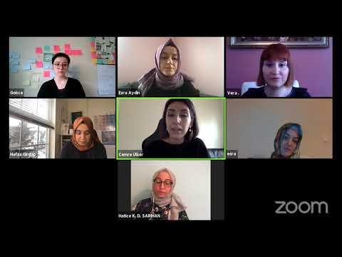 Kadinlarin Guclendirilmesi ve Her Türlü Şiddet ile Mücadele Serisi  Tanıtım Programı