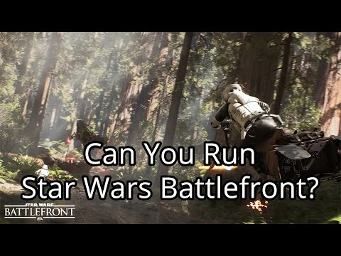 Star Wars Battlefront PC System Requirements And Recommended Builds